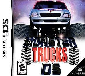 Monster Trucks DS   Nintendo DS Game   Game Only