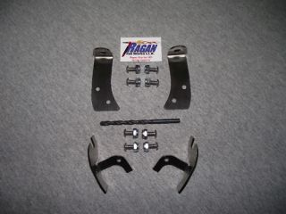 Batwing Fairing Support Bracket Repair Kit for HD