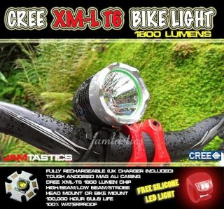 mountain bike lights in Accessories