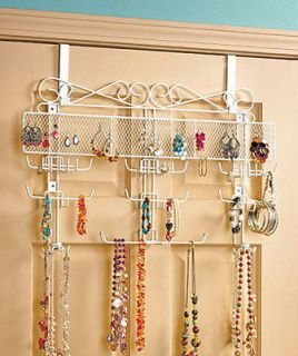 over the door jewelry organizer in Multi Purpose