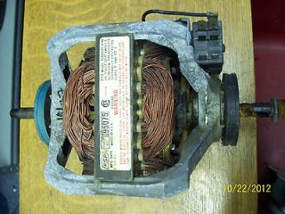 whirlpool dryer motor in Parts & Accessories