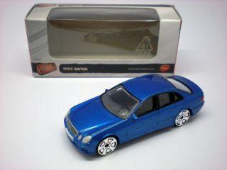 REALTOY 1/61 Diecast Model Car Mercedes Benz E 55 AMG