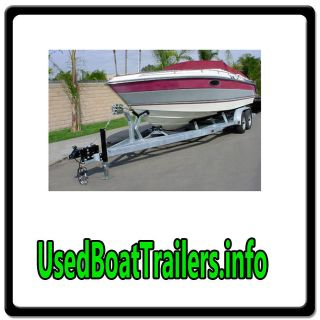 Used Boat Trailers.info WEB DOMAIN FOR SALE/BOATING/YACHT TRAVEL