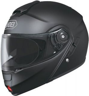 Matte Black Large Modular Flip Up Motorcycle Street Helmet Lrg Lg L