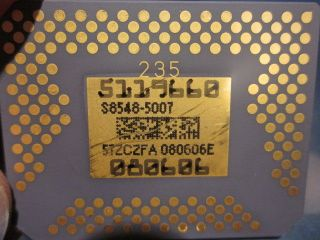 DMD Chip S8548 5007 for Optoma H27 Toshiba TDP ET20U DLP Projectors