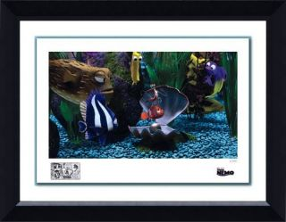 Tank Gang Finding Nemo Disney Pixar Framed art ON SALE