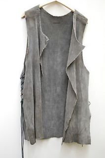 Newly listed Western/Native American Suede Vest Warner Bros. Costume
