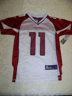 Reebok Arizona Cardinals Youth Jersey #11 Larry Fitzgerald NWT