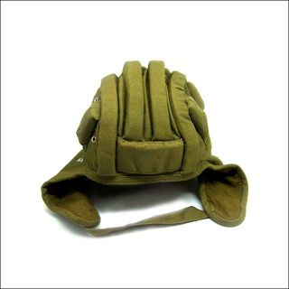 CCCP Army Airborne Paratrooper Spetznaz Air Force Helmet Surplus