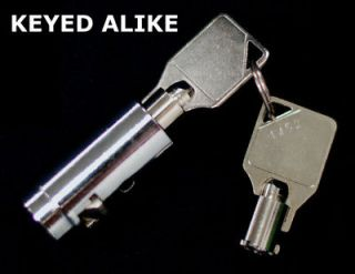 soda machine Vending Lock and Keys NEW Locks, fits Dixie Narco, Vendo