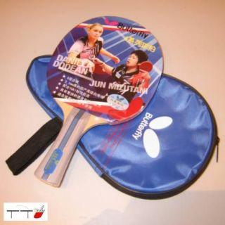Butterfly #4 Table Tennis Ping Pong Paddle Racket Bat Set