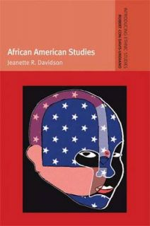 African American Studies by Edinburgh University Press Hardback, 2010