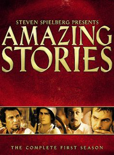 Amazing Stories   The Complete First Season DVD, 2006, 4 Disc Set