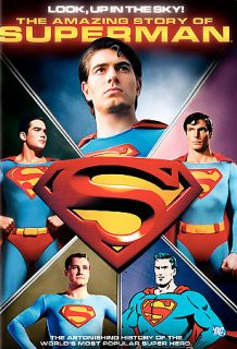 Look, Up In The Sky   The Amazing Story Of Superman DVD, 2006