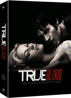 True Blood The Complete Second Season DVD, 2010