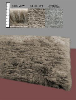 faux fur rug in Area Rugs
