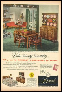 vintage drexel furniture in Antiques