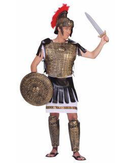 Gold Roman Soldier Set Costume for Men