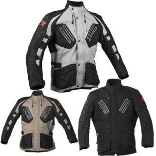 Official Honda Nirvana Joe Rocket Mens Motorcycle Jacket Textile Gear