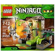 lego ninjago set#9440 nisb