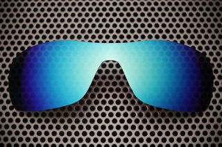 VL Polarized Ice Blue Replacement Lenses for Oakley Antix Sunglasses