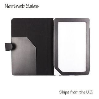 Premium B&N  Nook Tablet Color Leather Cover Case w