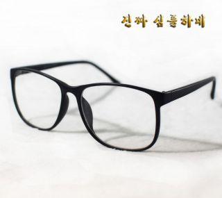 big black frame glasses in Clothing,