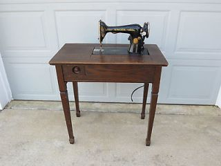 singer sewing machines cabinets in Sewing Machines