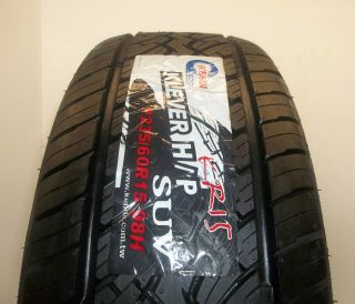 KENDA RADIAL P235/60R15 KLEVER HP 98H Tire 2356015 (Specification 235