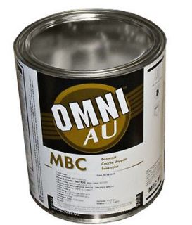 PPG Automotive Paint Omni AU Universal Basecoat Black MBC9700 WA8555