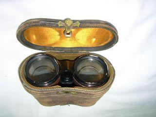 Vintage Opera Binoculars LEMAIRE FABt PARIS 12 Lenses & Original