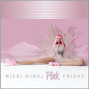 NICKI MINAJ PINK FRIDAY CD (Super Bass Edition)