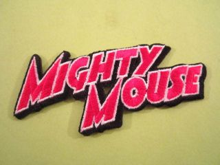 mighty mouse in Animation Art & Characters