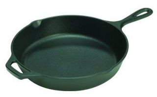 Lodge Logic L14SK3 Pre Seasoned 15 Inch Cast Iron Skillet