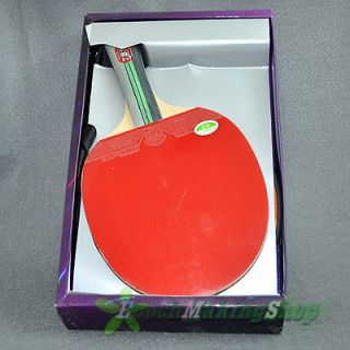 729 3 star Ping Pong Paddle Table Tennis Racket long handle