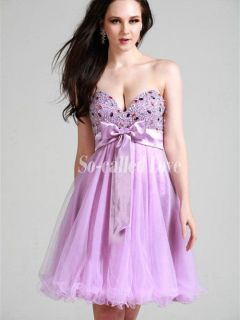 line Short Mini Sweetheart Tulle Cheap Homecoming Prom Party Dresses