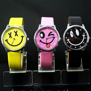 Newly listed 3pcs Best Pretty Good design Smile Face Girls Boys Kids