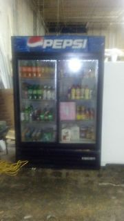 pepsi cooler in Restaurant & Catering