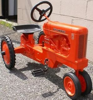 Allis Chalmers WD 45 Pedal Tractor NIB FREE Priority Shipping 5 Day