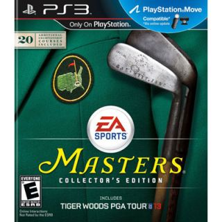 BRAND NEW SEALED Tiger Woods PGA Tour 13 The Masters (Collectors