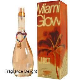 New Miami Glow Jennifer Lopez Women Perfume 3.4 oz 100ml Sealed in Box