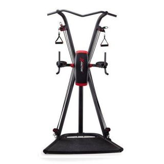 Weider X Factor Plus + Home Gym Strength Weight Training Workout