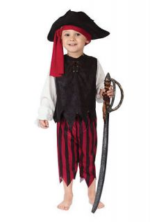 toddler pirate costume in Infants & Toddlers