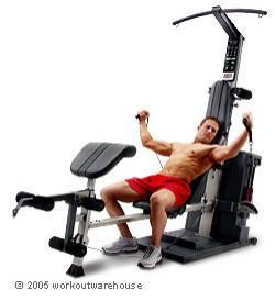 weider gym. in Multi Station Gyms