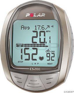 Polar CS200cad; Cycling Heart Rate Monitor