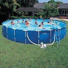 intex swimming pools in Above Ground Pools