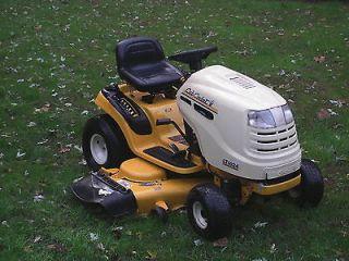 Cub cadet slt1550 tractor carlisle 22x9 50 12 rear tires rims cub cadet lt 1024 50 inch hydrostatic lawn tractor look freerunsca Images