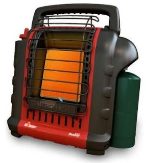 NEW 2011 MR HEATER MH9BX PORTABLE BUDDY HEATER