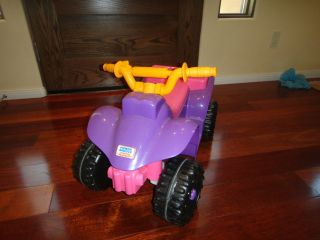 power wheels quad in Outdoor Toys & Structures