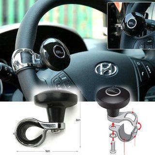 Power Steering Wheel Spinner Knob Handle Clamp Car Accessories Brand